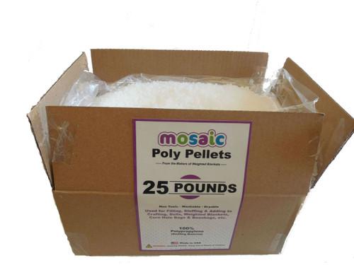 Poly Pellets - 25 lbs.