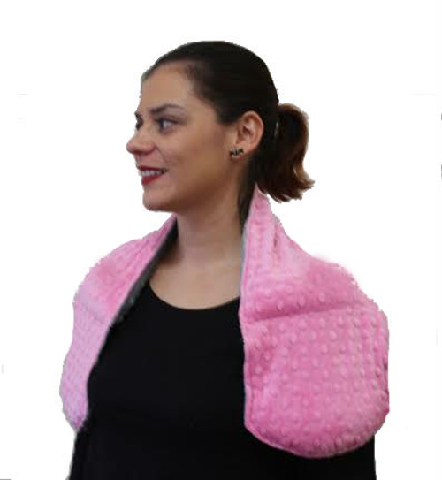 Minky Shoulder Wrap, 3 lbs