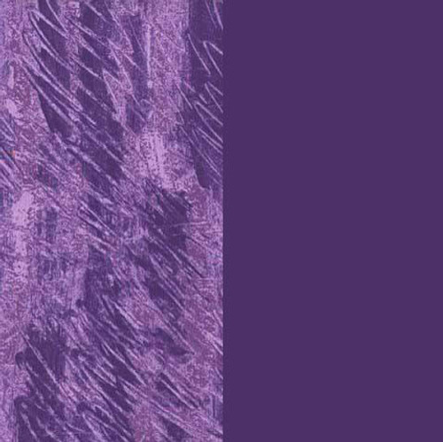 Purple Scribble with solid purple