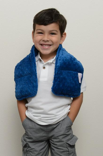 Children's Minky Shoulder Wrap