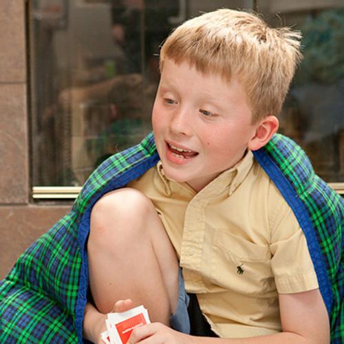 "Kids Weighted Blanket - Boys Medium 38x50"""