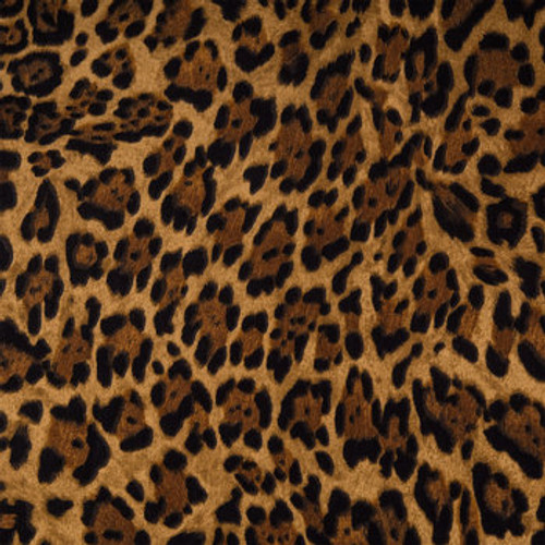 Leopard 100% Cotton Mosaic Weighted Blanket