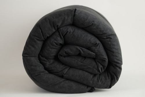 Black Marble Weighted Blanket