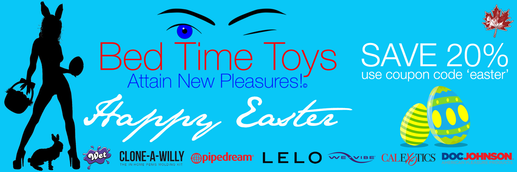 Bed Time Toys, Easter Sex Toy, Sale