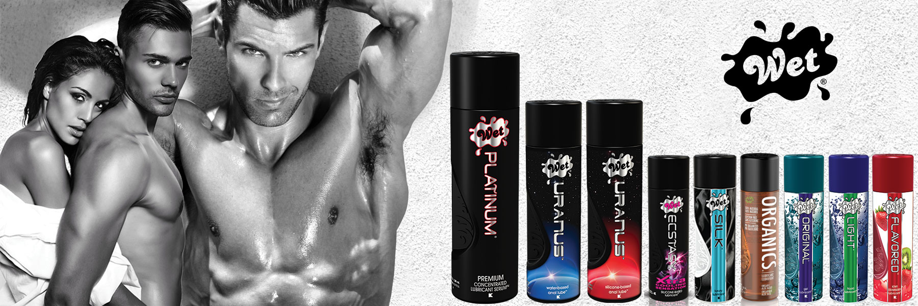 Bed Time Toys, Wet Lubricants
