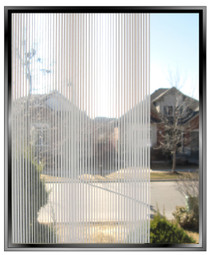 Wave Length - DIY Decorative Privacy Window Film