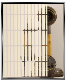 Stacks - Vertical - DIY Decorative Window Film