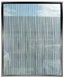 Loom Screen - DIY Decorative Window Film