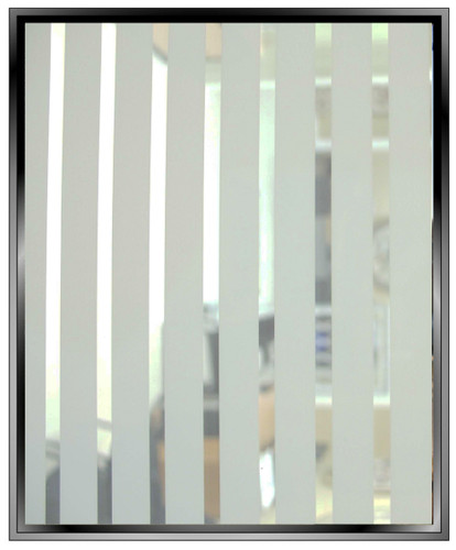 Venetian Blinds DIY Decorative Privacy Window Film