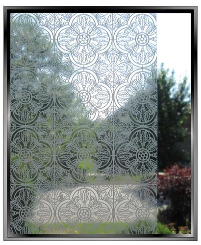 Deco Screen - DIY Decorative Light Duty Window Film