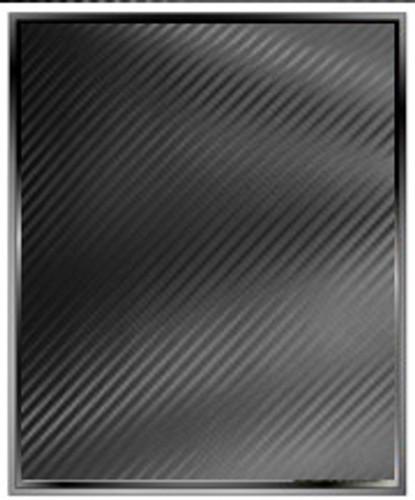 Wholesale Carbon Fiber Decorative Multi-Surface Film - Black