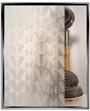 Embossed Fan - DIY Decorative Privacy Window Film