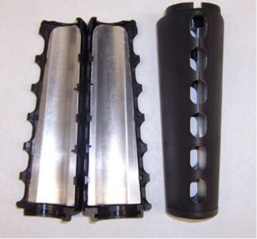 Retro A1 Style Carbine Triangle Two Piece Handguards