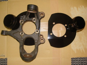 Brake Cooling Duct Plate - RX8 / MX5 Large rotor