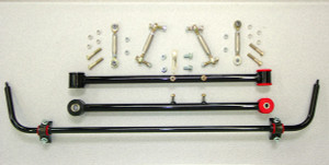 Adjustable Sway Bar End Links And Trailing Link Kit - 626 MX-6 Probe