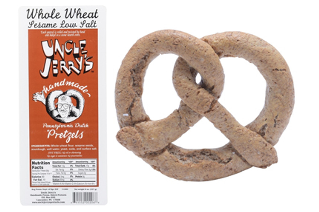 Whole Wheat Sesame Low Salt