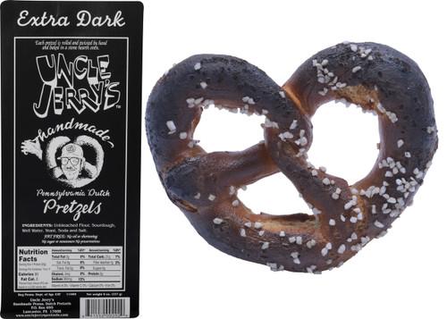 Extra Dark Regular Salt BROKES 6 8oz bags