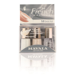 Mavala Natural French Manicure White