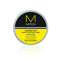 Paul Mitchell Clean Cut Medium Hold/Semi-Matte Styling Cream