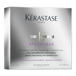 Kerastase Specifique Cure Anti-Pelliculaire 12 x 6ml