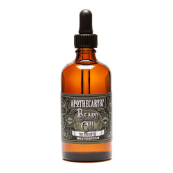 Apothecary 87 Unscented Beard Oil