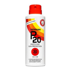 Riemann P20 Once A Day Sun Protection SPF 30 Continuous Spray 150ml