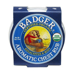 Badger Aromatic Chest Rub 21g