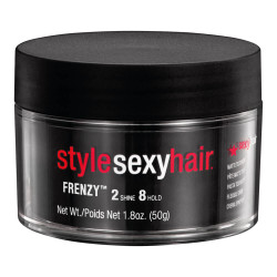 Style Sexy Hair Frenzy Matte Texturizing Paste 50g