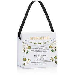 Spongelle Body Wash Infused Buffer - Tea Blossom