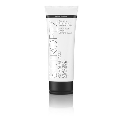 St Tropez Everyday Gradual Tan Body Medium/Dark 200ml