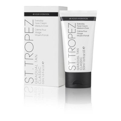 St.Tropez Gradual Tan Classic Everyday Face Cream Medium/Dark 50ml