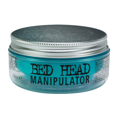 how to use bed head texture paste