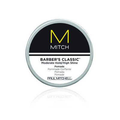 Paul Mitchell Barber's Classic Moderate Hold/High Shine Pomade