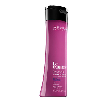 Revlon Be Fabulous Daily Care Normal/Thick Hair C.R.E.A.M. Conditioner 250ml