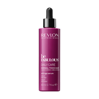 Revlon Be Fabulous Daily Care Normal/Thick Hair Anti Age Serum 80ml