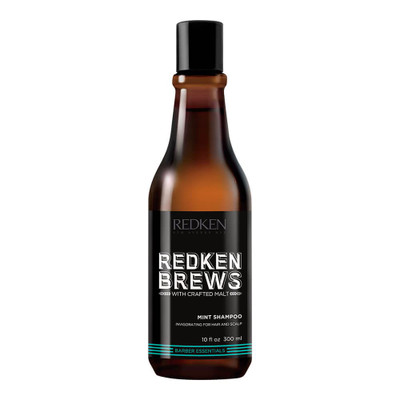 Redken Brews Mint Shampoo 300ml