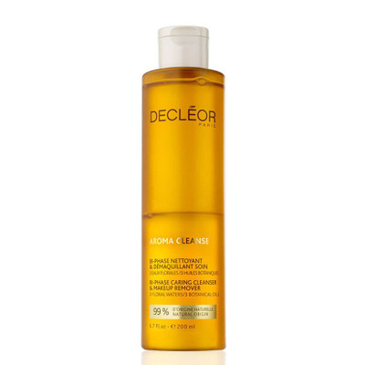 Decleor Bi-Phase Caring Cleanser & Makeup Remover 200ml