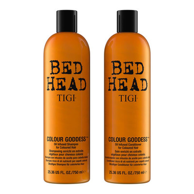 TIGI Bed Head Colour Goddess Tween Duo 2x 750ml front
