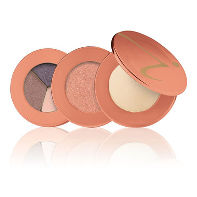 Jane Iredale Brown Sugar PurePressed Triple Eye Shadow