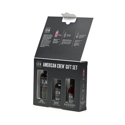 American Crew 3 in 1 Tea Tree & Shave Gift Set
