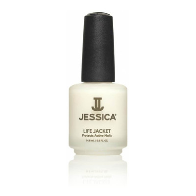 Jessica Life Jacket Protects Active Nails 14.8ml