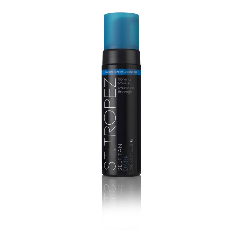 St. Tropez Self Tan Dark Bronzing Mousse 200ml