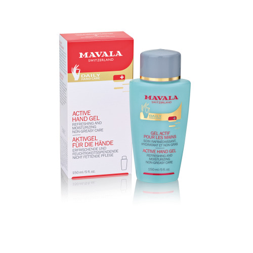 Mavala Active Hand Gel 150ml