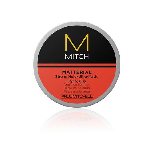 Paul Mitchell Mitch Matterial Strong Hold/Ultra-Matte Styling Clay 85g