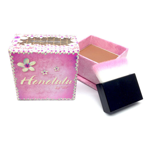 W7 Honolulu Bronzing Powder Box