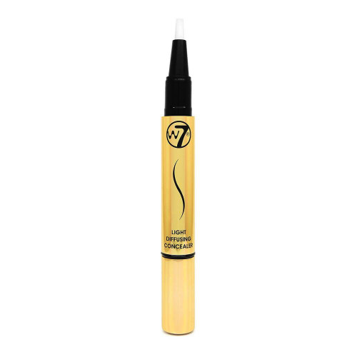 W7 Light Diffusing Concealer open
