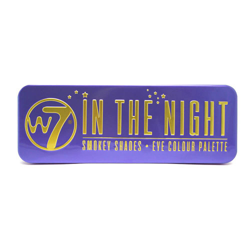 W7 In The Night Eyeshadow Palette