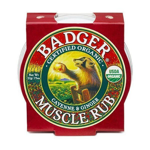 Badger Muscle Rub 21g