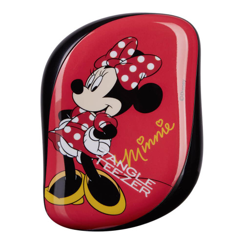 Tangle Teezer Minnie Mouse Rosie Red top view