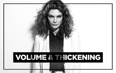 TIGI Catwalk Styling - Volume & Thickening